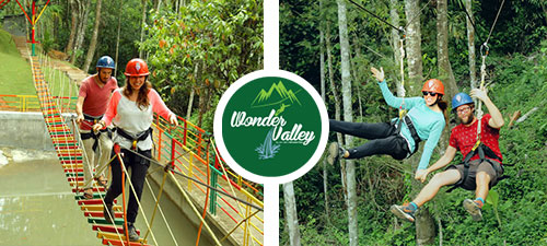 wonder valley booking by kalathil holidays